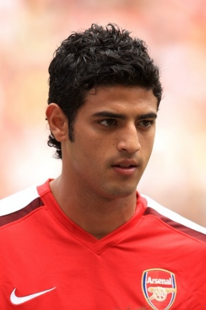 Carlos Vela, talentino messicano in forza allArsenal (arsenalstation.wordpress.com)