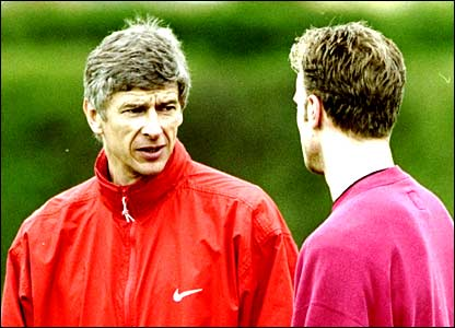 Wenger and Bergkamp