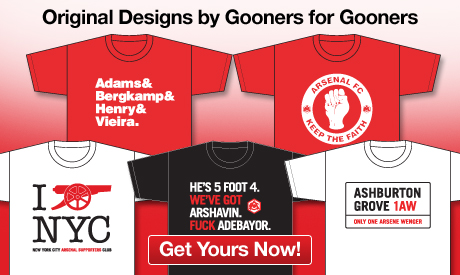 New York City-Arsenal Supporters' Club