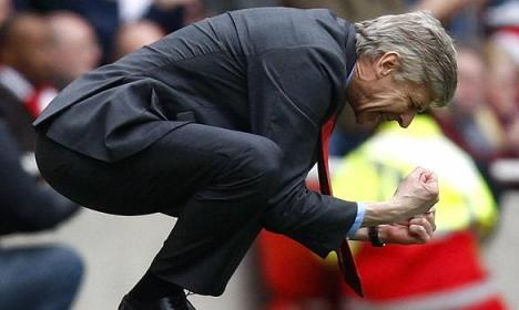 Arsene Wenger 5