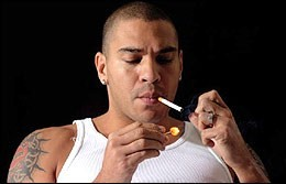 """Stan """"The Man"""" Collymore"""